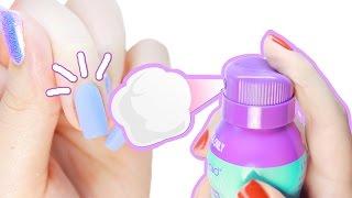 1 Second Spray Nail Polish Remover?! | NAIL AID SPRAY CAN NAIL POLISH REMOVER REVIEW