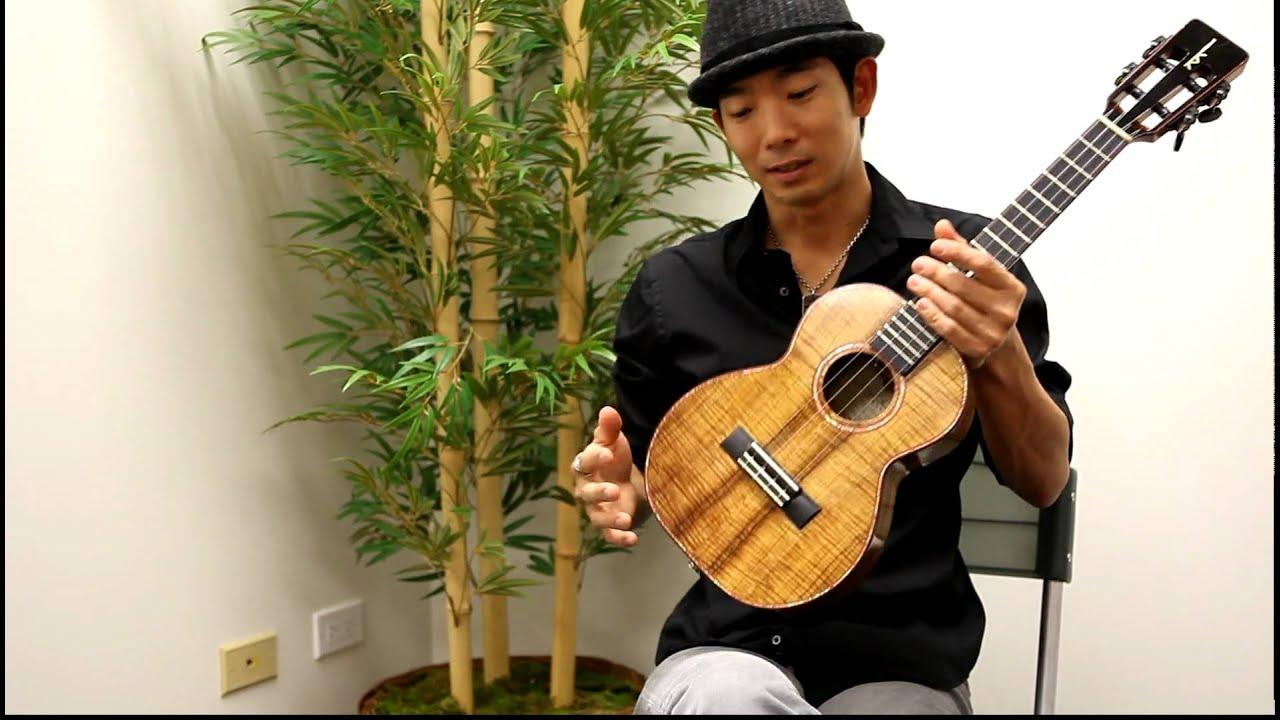 Jake Shimabukuro u0026quot;why the ukulele?u0026quot; - YouTube