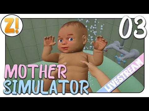 Mama Simulator: Aliens wollen mein Baby!!!   #03   Let's Play [DEUTSCH]