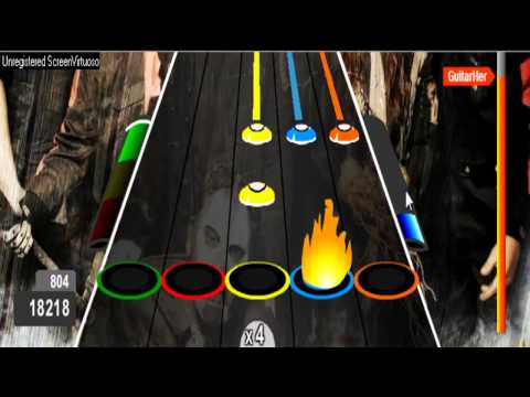 Guitar Flash The Devil In I Slipknot Expert Record 40916