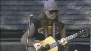Watch Willie Nelson Farther Down The Line video
