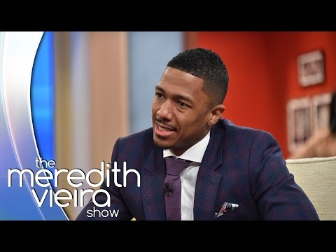 Nick Cannon Dishes On His Relationship With Mariah Carey | The Meredith Vieira Show