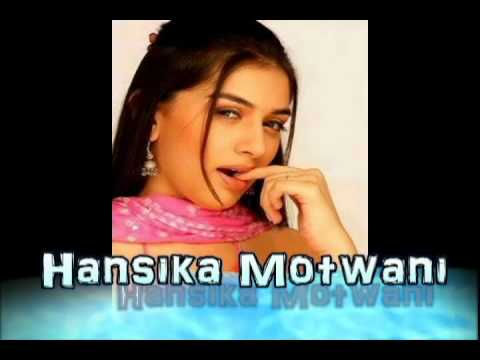 Hansika Motwani ki zulfeh aur ankhen