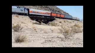 """Grand Canyon Limited"" Santa Fe 3751"