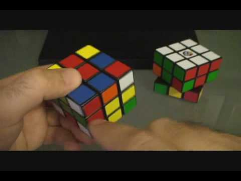 Simple Rubik's Cube Solution Tutorial (1 of 3)