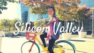 What is it like in Silicon Valley | Anna Johnson-Hill
