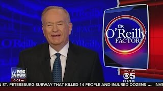 Bill O'Reilly Loses Spot On Fox News