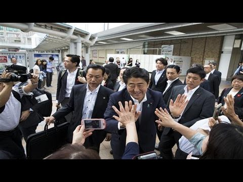 Japan's Election for Upper House of Parliament