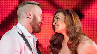 WWE Superstars react to Maria Kanellis' return