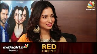 Tamanna Interview:Being highest paid actress is serious responsibility|Red Carpet by Sreedhar Pillai