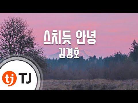 [TJ노래방] 스치듯안녕 - 김경호 (Say goodbye - Kim Kyeong Ho) / TJ Karaoke