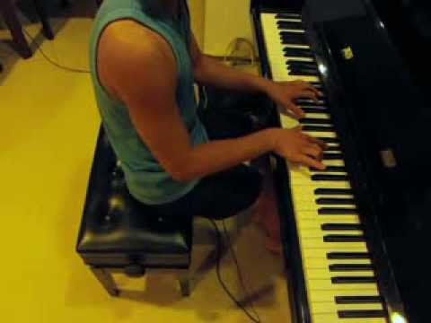 Passion - Utada Hikaru Piano Cover (andy Nguyen's Arrangement) video
