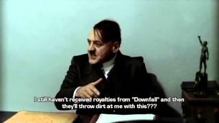 Hitler is informed about Er ist wieder da/Guess Who's Back