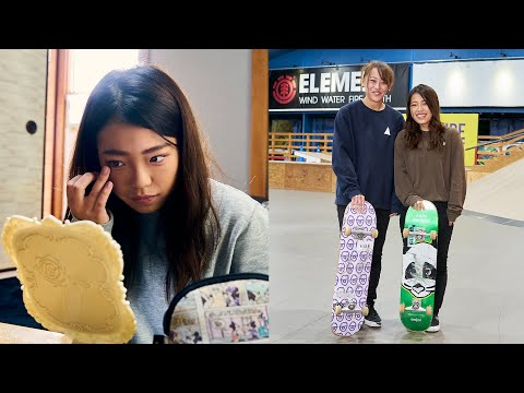 DAY IN THE LIFE OF A JAPANESE GIRL SKATER