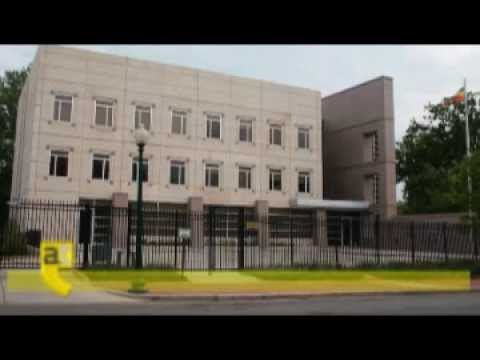 Kiros on recent disturbances at Washington DC embassy