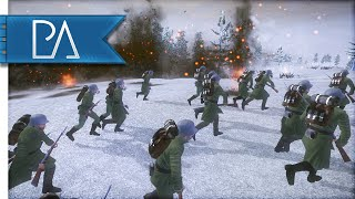 BLOODY ITALIAN FRONT - The Great War Total War Mod Gameplay