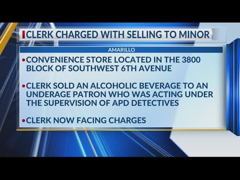 Amarillo Police perform alcohol compliance checks at local businesses