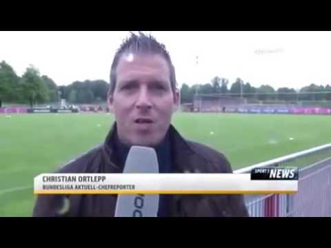 Robert Lewandowski and Jérôme Boateng Fight at Bayern Munich Training