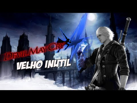 Devil May Cry 4 - Missão Final