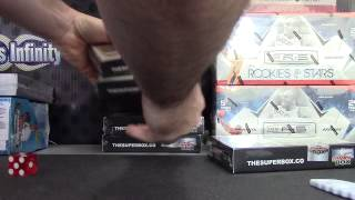 LosPacker's 2013 Super Baseball Phenoms & Rookies Box Break