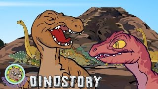 Dinosaurs are Drinking by the River - Dinosaur songs from Dinostory by Howdytoons