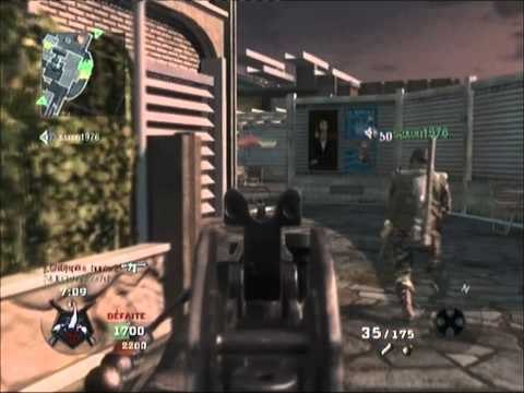 Call of duty black ops escalation part 2 comentary français