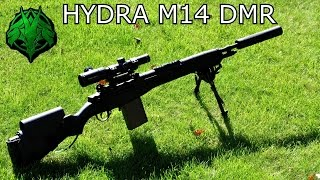 M14 DMR HYDRA | Scope Cam | ZEN