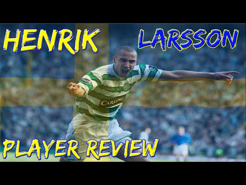 FIFA 15 Player Review | The Legend Henrik Larsson | What A Revelation