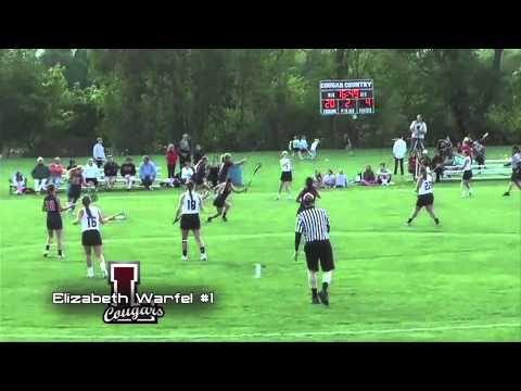 Elizabeth Warfel #1 - Lancaster Country Day School 2013 Highlights