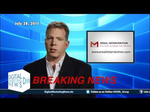 Digital Marketing News #98 (Breaking News) — Skype 5.5 & Facebook - Gmail Email Intervention