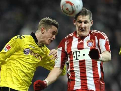 Bayern München - Borussia Dortmund 1:3 am 26. Februar 2011