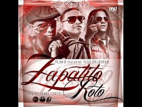 ★★Zapatito Roto  Plan B Ft. Tego Calderon★★ (Remix) (DJ churro)★★