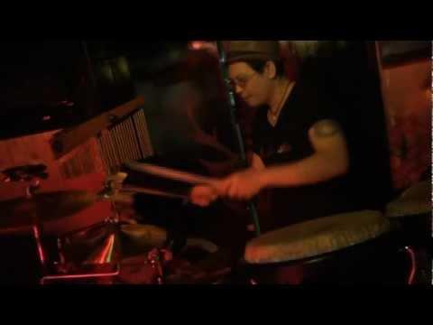Cool Live Performance in the Black Pagoda, Patpong, Bangkok, Thailand