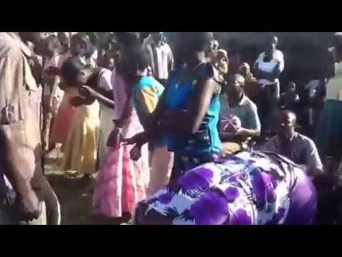 RITUNGU KURYA TRADITION DANCES RECORDED AT KISANGURA VILLAGE MUGUMU SERENGETI