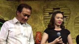 Căn nhà màu tím (Hoài Linh)-Thế Quang & Thanh Vy-Guitar Lê Bảo-Cajon Bảo Quốc