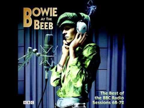 David Bowie - Moonage Daydream (BBC 1972)