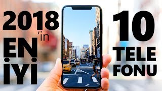 2018'in En İyi 10 Telefonu !