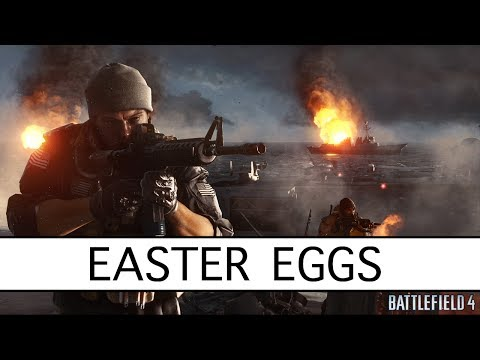 Battlefield 4 Easter Eggs -