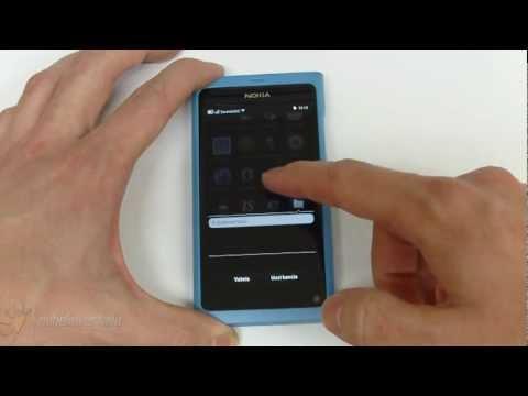Nokia N9 PR1.2 Folders