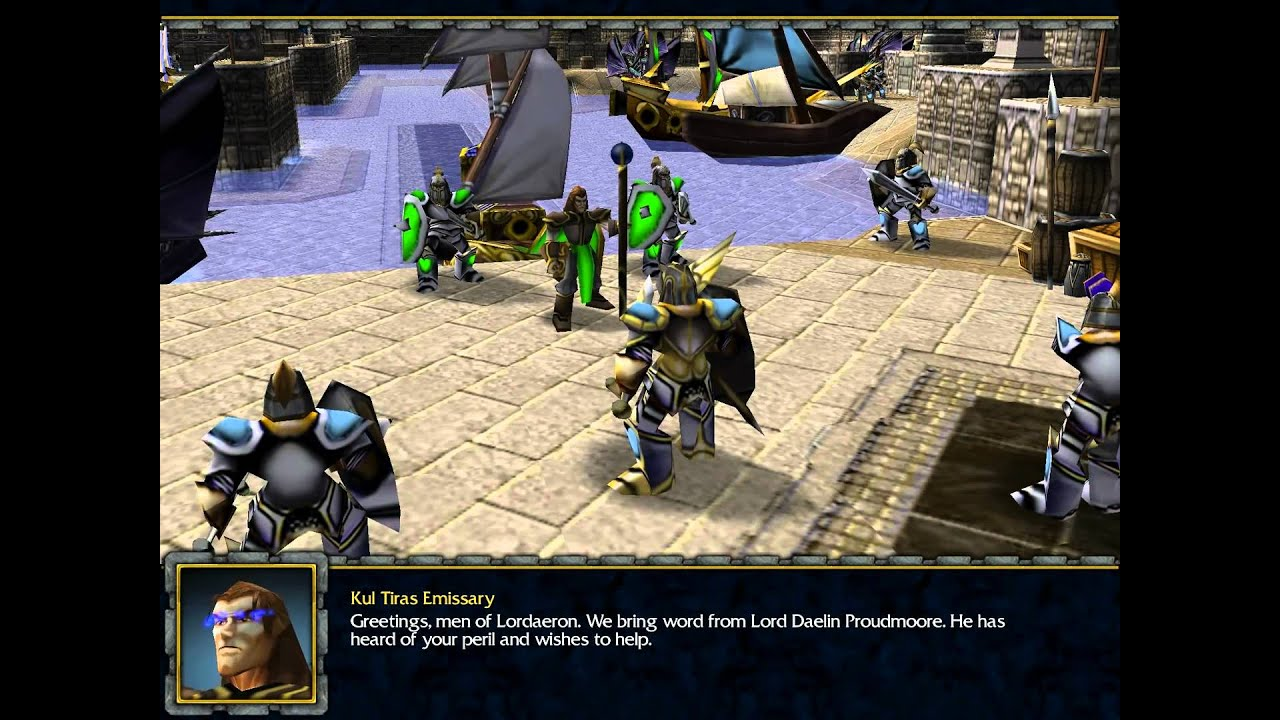 Warcraft 3 conversions fel orcs exploited videos