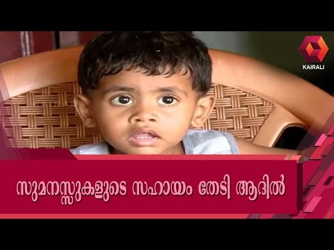 Two-Year-old Adil Krishna Seeks Support From People To Treat Kidney Disease
