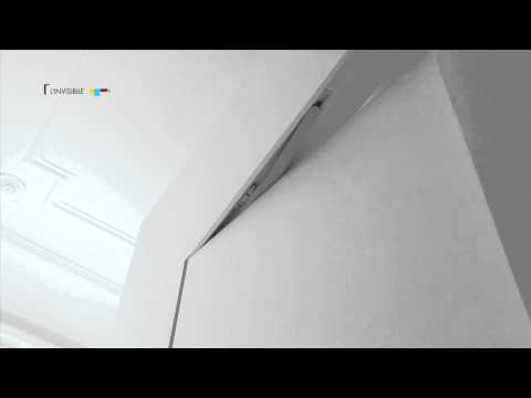 LINVISIBILE - Concealed door closer