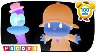 🕳️ POCOYO em PORTUGUÊS do BRASIL - O buraco negro [ 100 minutos ]   DESENHOS ANIMADOS para crianças