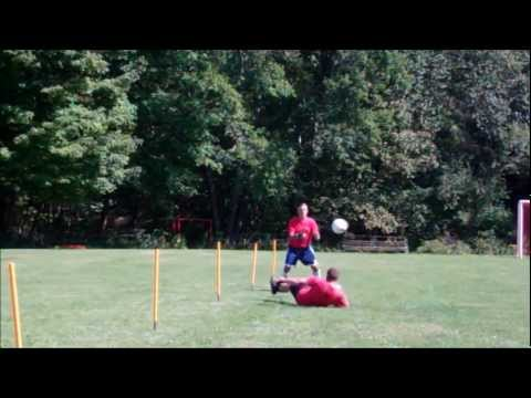 CT Keeper: Cameron McFarlane Training South Kent School