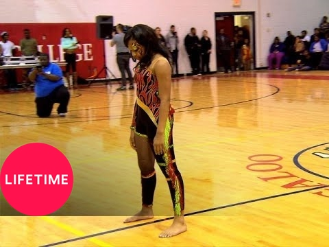 Bring it captain try outs camryn s1 e12 youtube