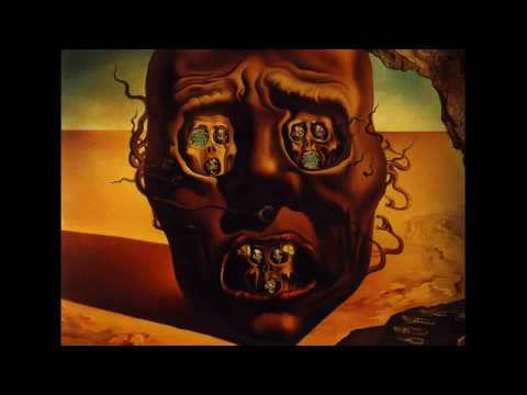 Salvador Dali Animation