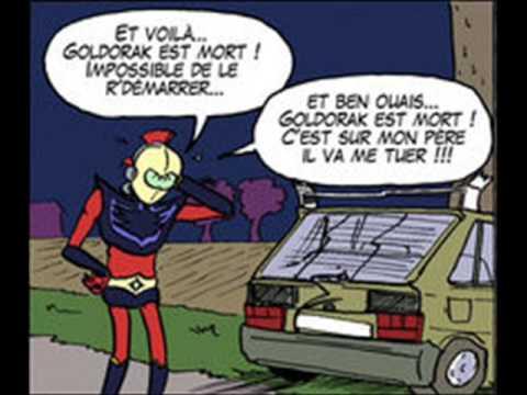 Les Fatals Picards - Goldorak Est Mort