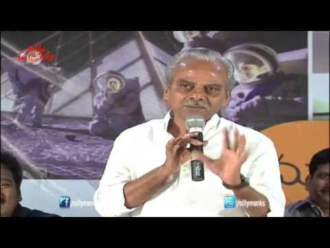 LB Sriram Funny Speech at Chandamama Lo Amrutham