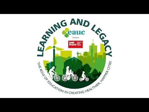 EAUC 2016 Conference Keynote - David Orr