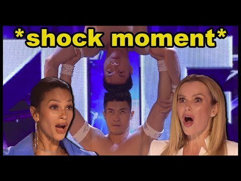 Top 5 *SHOCKED MY WORLD MOMENTS* on Talent Shows WORLD WIDE!